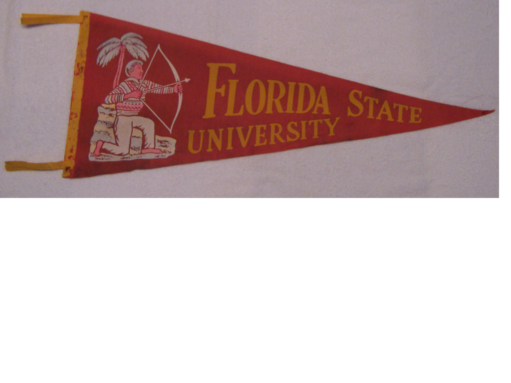 threads matching sports pennant